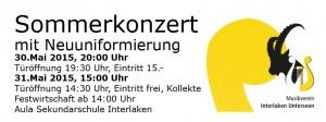 Sommerkonzert Interlaken